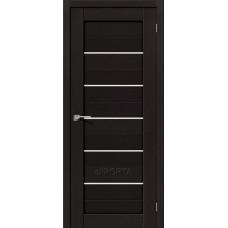 Дверь межкомнатная el Porta 602  ЭКОШПОН Венге